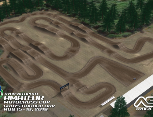 RV Cup Track Map at Grays Harbor
