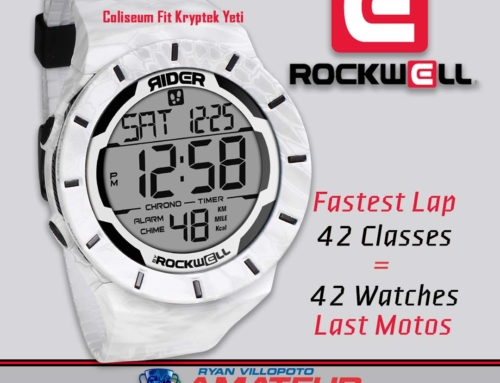 Rockwell Watches Awards Over $5000 in Arm-Candy